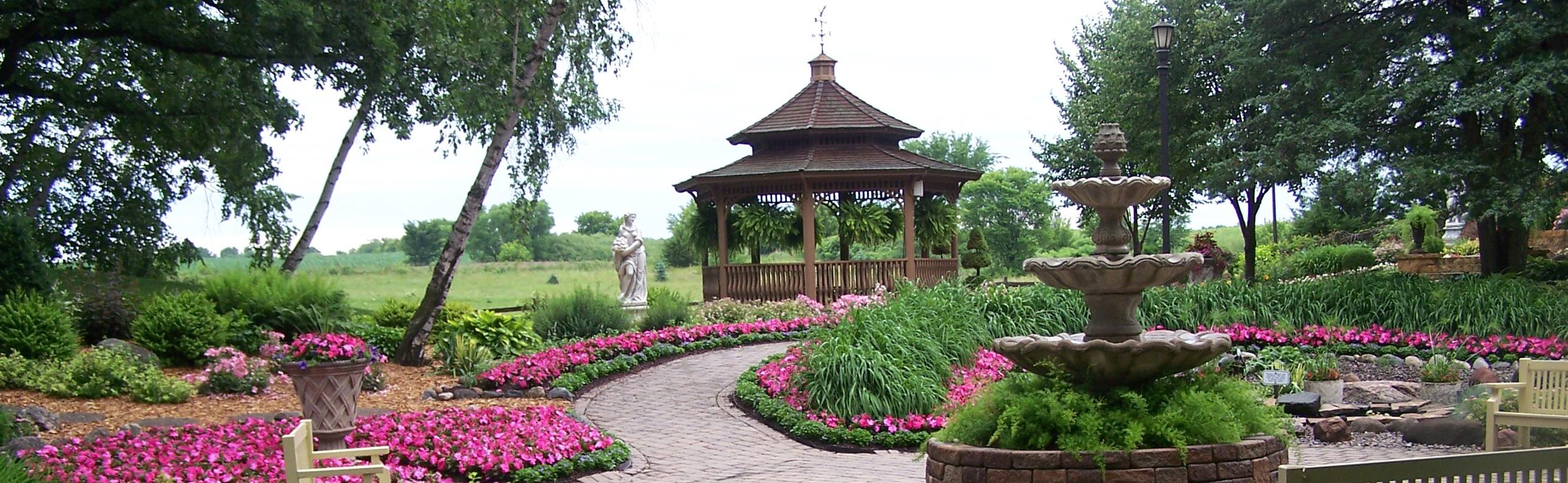 Garden Weddings in MN